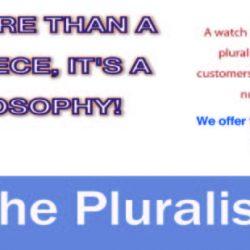 PLURALIST New AD