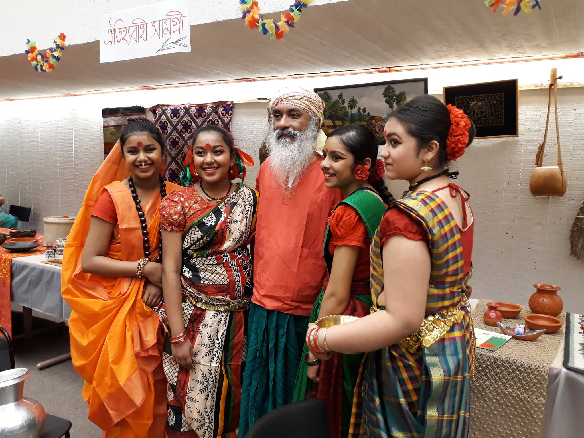 Participants and performers